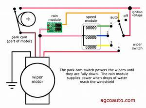 11225a Windshield Wiper Wiring Diagram
