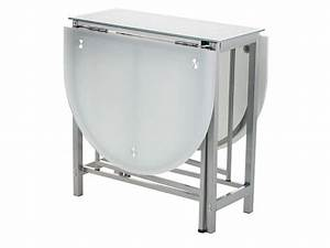 Table Pliante D Appoint : table d 39 appoint pliante conforama ~ Melissatoandfro.com Idées de Décoration