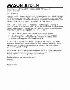 product manager cover letter examples marketing cover With cover letter for marketing executive position