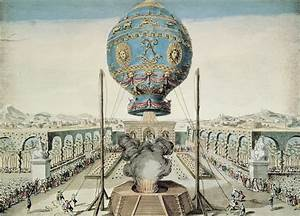 The History Of Hot Air Balloons - Virgin Balloon Flights