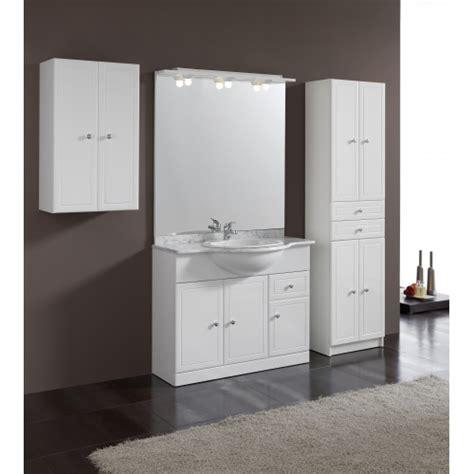 canapé blanc 3 places armoire salle de bain blanc