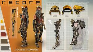 ReCore Cosplay Guide Joule