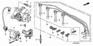 Spark Plug Wiring Diagram 1993 Honda Accord