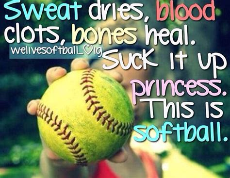 foto de Softball Is Life Quotes QuotesGram