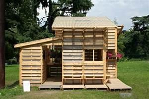 Solarzelle Für Gartenhaus : bauen mit paletten bilder und anleitung f r anf nger ~ Lizthompson.info Haus und Dekorationen