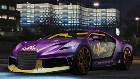 All The New Vehicles In The Gta Online
