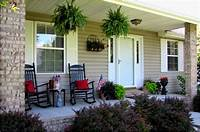 front porch plans 70 Awesome And Beautiful Front Porch Ideas
