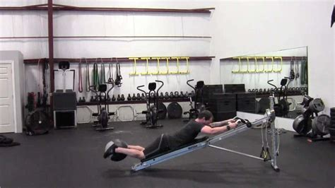 Rock Climber Workout With The Total Gym Pulse
