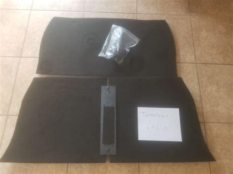 arizona rear seat delete   mustang forum gt