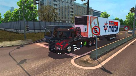 Volante Driving Gt by Scania 113h Grafitada Volante Driving Gt Brasil Total