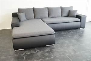 Sofa Relaxfunktion Günstig : l wohnlandschaften sofa lagerverkauf ~ Markanthonyermac.com Haus und Dekorationen