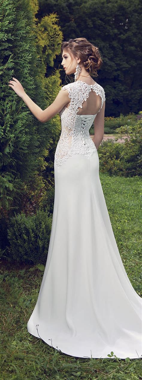 milva 2016 wedding dresses gardens collection