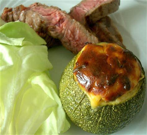 cuisiner les courgettes rondes les recettes de chanchan courgette ronde farcie au