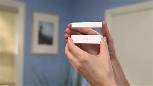 Ring Alarm Contact Sensor Installation