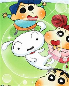 shin chan with his friends &am.. :: Cartoons ...