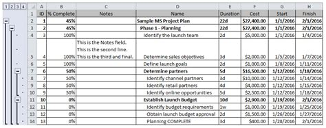 wbs schedule pro exporting wbs schedule pro plans