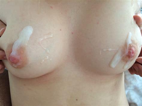 Cum On Tits Jerem