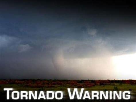 Tornado Warning Issued
