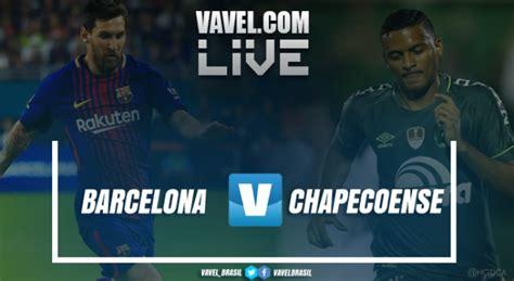 Барселона – Шапекоэнсе – 5:0: видео голов и обзор матча - gamebet.news