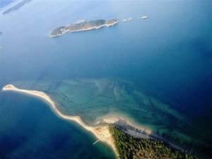 Sidney Spit National Park Reserve Gulf Islands British
