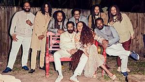 Bob Marley's Family Reunites for Its First Photo Shoot in ...