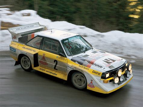 audi sport quattro s1 whats your ultimate rally