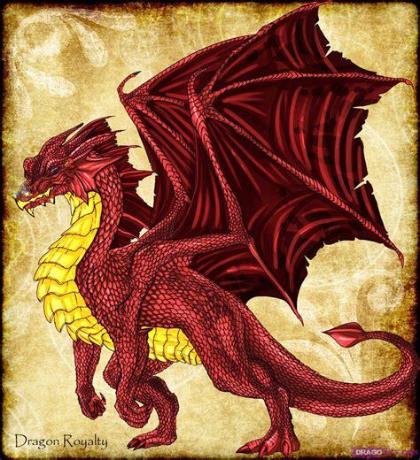draw  dragon step  step step  step dragons