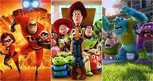 Every, Pixar, Movie, From, The, 2010s, Ranked, By, Metacritic