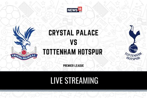 Premier League 2020-21 Crystal Palace vs Tottenham Hotspur ...