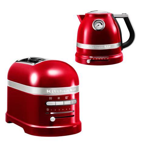 toaster und wasserkocher set kitchenaid 4 scheiben toaster und doppelwand wasserkocher mit temperaturvorwahl hagen