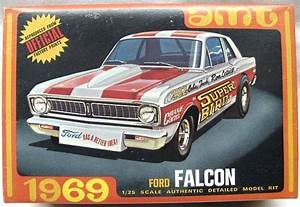 Amt 1969 Falcon Box Art