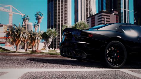 That Gorgeous Gta 5 Graphics Overhaul Mod Is Finally