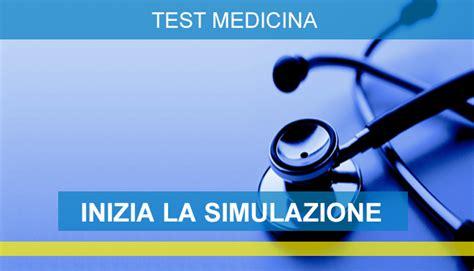 Universit罌 Di Medicina Test Ingresso Simulazione Test Medicina Quiz Per Prepararsi