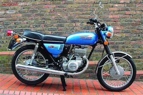 Suzuki Gt185 by Suzuki Gt185 Classic Bikers Club Magazine