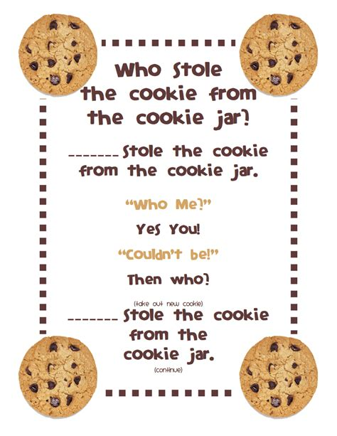 Product Of The Week A Ufo Cookie Jar by Who Stole The Cookie From The Cookie Jar Poem Pdf