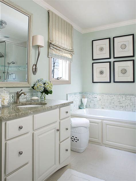 Spa Blue Bathroom by Small Bathroom Remodeling Guide 30 Pics Decoholic