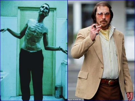 The Most Extreme Actor Transformations Lbs