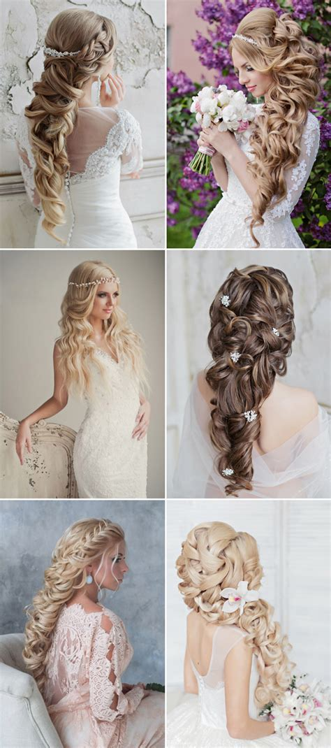 30 Seriously Hairstyles for Weddings (with Tutorial