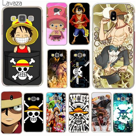 lavaza  piece luffy anime hard phone case  samsung