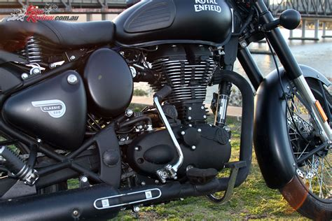 Review Royal Enfield Classic 500 by Test 2018 Royal Enfield Classic 500 Abs Bike Review
