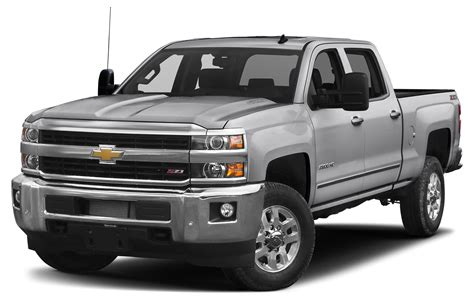 Diesel Chevrolet Silverado 2500 Hd Crew Cab Ltz For Sale