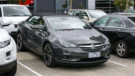 holden badged opel cascada spotted  melbourne