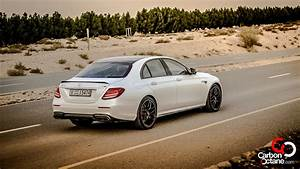 2018 Mercedes Benz E63 AMG Review CarbonOctane