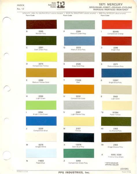 41 best paint chips color code images on pinterest color