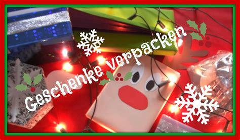 gutschein weihnachtlich verpacken geschenke kreativ verpacken f 252 r weihnachten