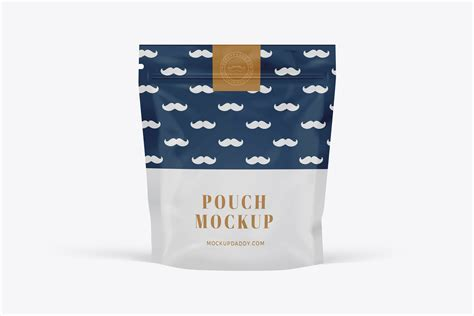 Download free mockups in psd. Stand Up Pouch Psd Mockup - Mockup Daddy
