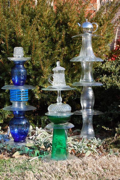 garden towers   glassware great