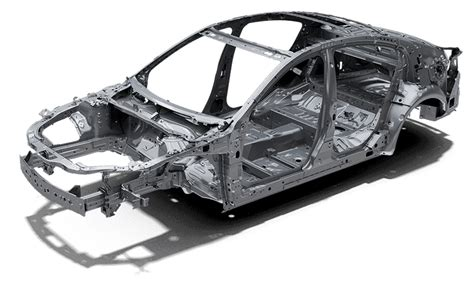 mazda  body structure boron extrication