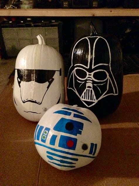 geek  nerdy pumpkin ideas  halloween digsdigs