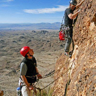 Rock Climbing Commands Belay